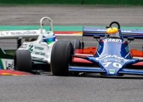 Padmore Wins FIA Masters Historic Formula One Championship Wouble-Header
