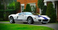 Jenson Button's Ford GT For Sale