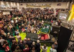 Fast start for new Historic Motorsport International