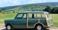 Mark 1 Mini Morris Traveller
