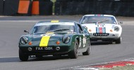 HSCC Racing At Croft Nostalgia
