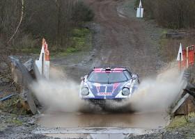 Roger Albert Clark Rally Passes 100 Confirmed Entries