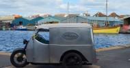 Dockside Delivery – Girder-fork Van at 70