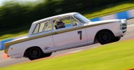 What a scorcher! Donington Historic Festival turns up the heat