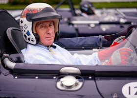 Festival of Speed to celebrate the legendary Jackie Stewart
